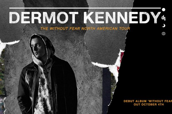RESCHEDULED – DERMOT KENNEDY