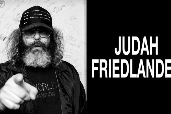 JUDAH FRIEDLANDER