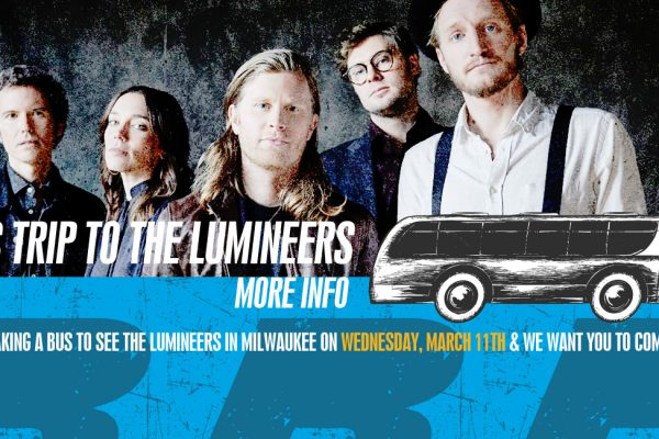 Bus Trip to The Lumineers