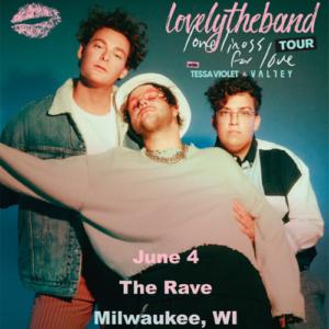 lovelytheband show announce