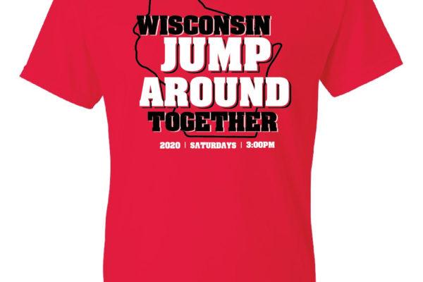 Jump Around Shirts