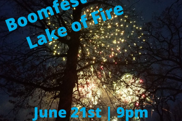Boomfest 2020: Lake Of Fire