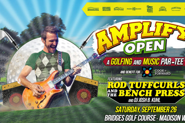 SOLD OUT: Amplify Open Golf Outing