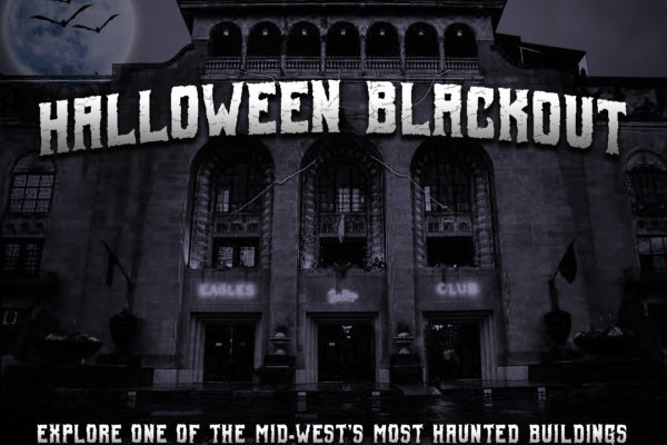 The Rave Halloween Blackout